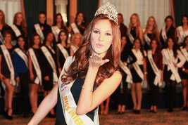"Wahl der ""Miss Intercontinental"" 2013 in Magdeburg"