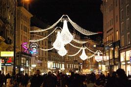 Weihnachtsimpressionen aus Wien - Klick!