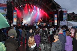 Stadtfest Bernburg 2013