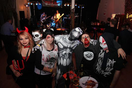 Halloween Party im Metropol Bernburg - Klick!