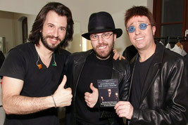 The Bee Gees Story in Bernburg - Klick!