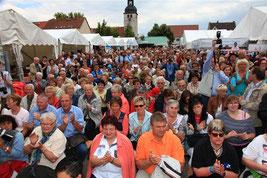 Sachsen-Anhalt-Tag in Gommern