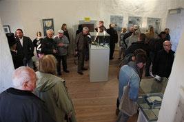 Ausstellungseröffnung der Freimaurer - Klick!