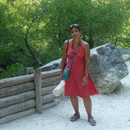 Sandrine Tellier conceptrice de jardin, paysagiste et jardinière