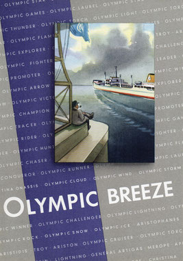 Stapellaufgedicht Olympic Breeze