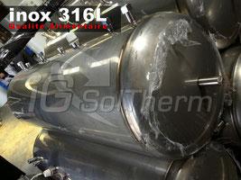 inox 316L, Qualité Alimentaire