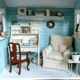 Mini-Gartenhaus 1 zu 12