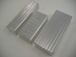 Universal-Aluminium-Matrizen