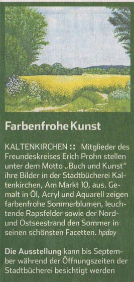 Hamburger Abendblatt 11.05.2019