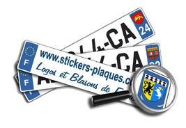 site pour stickers de plaques minéralogiques