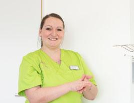 Sarah Lea Kussing Ronnenberg ...die mit dem Apfel! Zahnmedizinische Fachangestellte Praxis Niemann, Wende & Partner