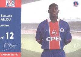 ALLOU Bernard  96-97