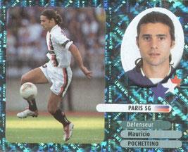 N° 385 - Mauricio POCHETTINO - Stars du Foot