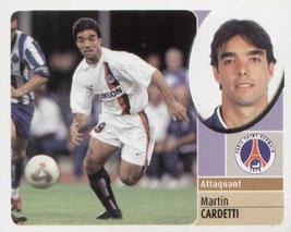 N° 255 - Martin CARDETTI