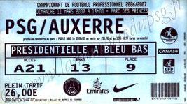 2007-03-11  PSG-Auxerre (28ème L1, bis)