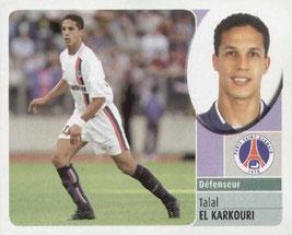 N° 259 - Talal EL KARKOURI
