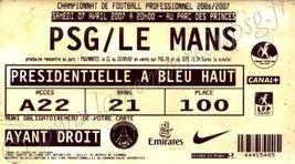 2007-04-07  PSG-Le Mans (31ème L1)