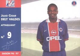 DELY VALDES Julio Cesar  96-97