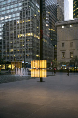 Seagram Building 8 New York City 2016 © Arina Dähnick