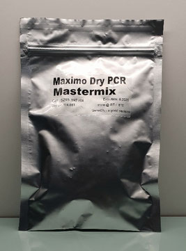 Gefriergetrockneter PCRMaster Mix (freeze-dried PCR Master mix