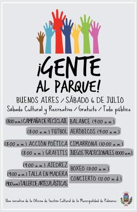 Distrito Buenos Aires, sábado 6 de julio de 2013