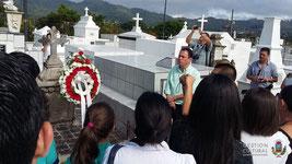 Palabras del señor Alcalde Bernal Vargas a propósito del homenaje a don Pedro Solís. (30/07/15)