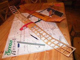 Andulka | Modellbau | Plan