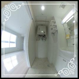 内装/専有部↓360°画像によるバーチャル内覧はこちら。↓ブランシャール麻生403号室-BlancShaedAZABU-403