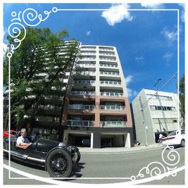 外観↓↓ラ・クラッセ札幌ステーションスクエア LaClasseSapporoStationSquar