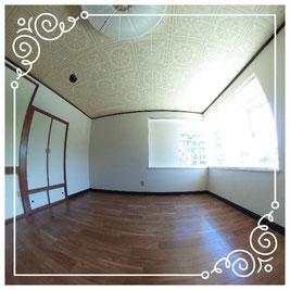 2階10J洋室↓パノラマで内覧体験できます。↓