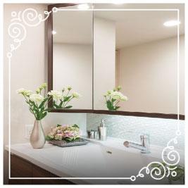 洗面台:クレアホームズ札幌大通東エスシート701号室