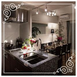 キッチン:クレアホームズ札幌大通東エスシート701号室