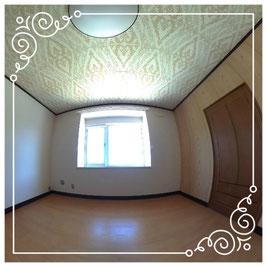 2階8J洋室↓パノラマで内覧体験できます。↓
