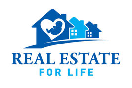 Official Real Estate for Life logo.