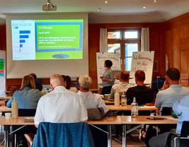 Vortrag Wirtschaftskammer Vorarlberg