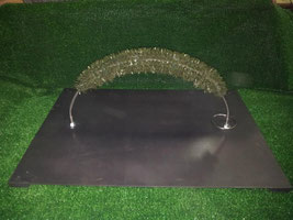 Arco base hierro exterior.