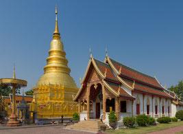 Wat Haripunchai in Lamphun