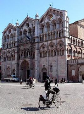 Ferrara - Partnerstadt von Gießen