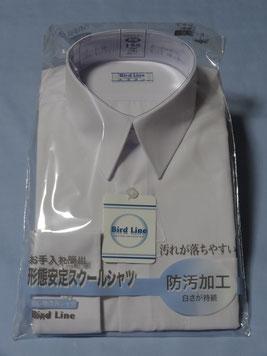 形態安定スクールワイシャツ