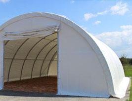 location de tunnels de stockage