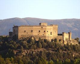 Castillo de Pedraza en Segovia