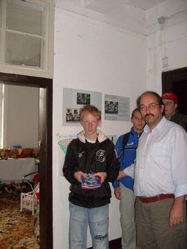 2000 Besucher am 22.06.09 Steven Brünig