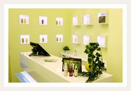 Fussreflex-Massage-Praxis  Sabine Etzholz  im Cosmedion Friedrichstrasse 41 70173 Stuttgart