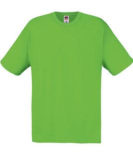 bedrucke Original Full Cut T-Shirt Fruit of the Loom