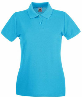 Lady-Fit Premium Polo Fruit of the loom