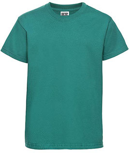 Kids Silver Label T-Shirt RUSSELL