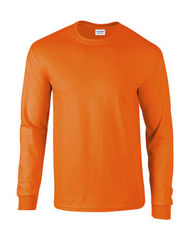 Langarm T-Shirt Ultra Cotton™ Safety Orange