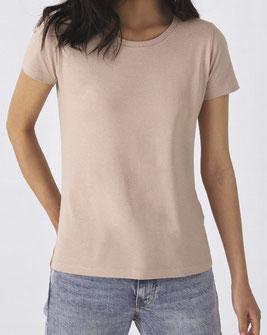 T-Shirt Druck B&C Inspire T women OCS-zertifiziert durch ECOCERT Greenlife