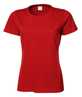 Ladies Basic Tee 1050