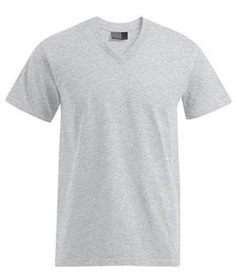Premium V-Neck-T  E3025 Promodoro T-Shirt Druck
